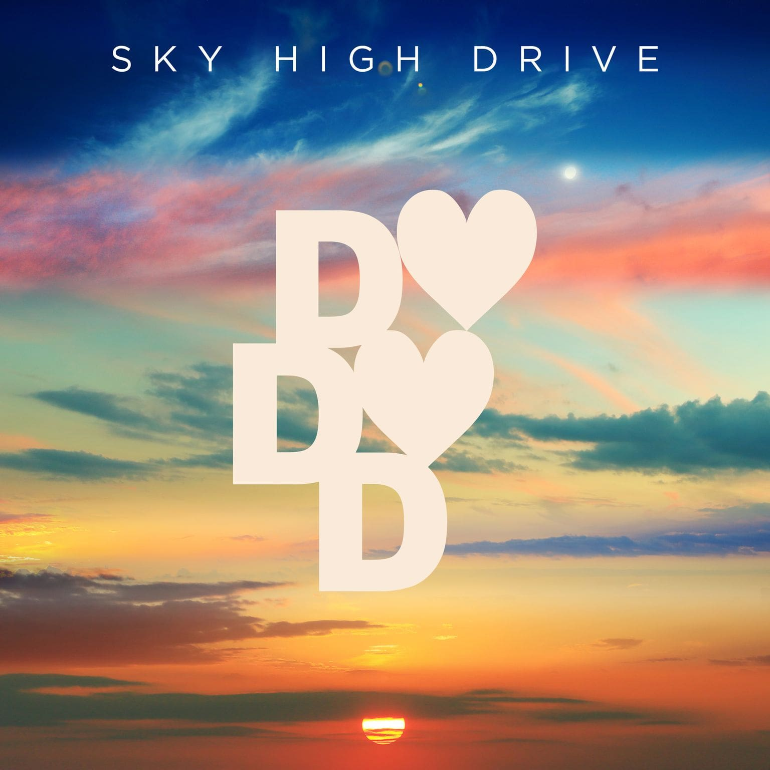 SKY HIGH DRIVE cover